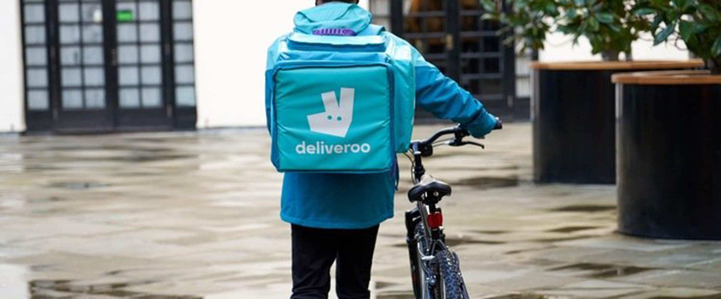 Taken for a ride deliveroo rider found to be an employee Cornwalls